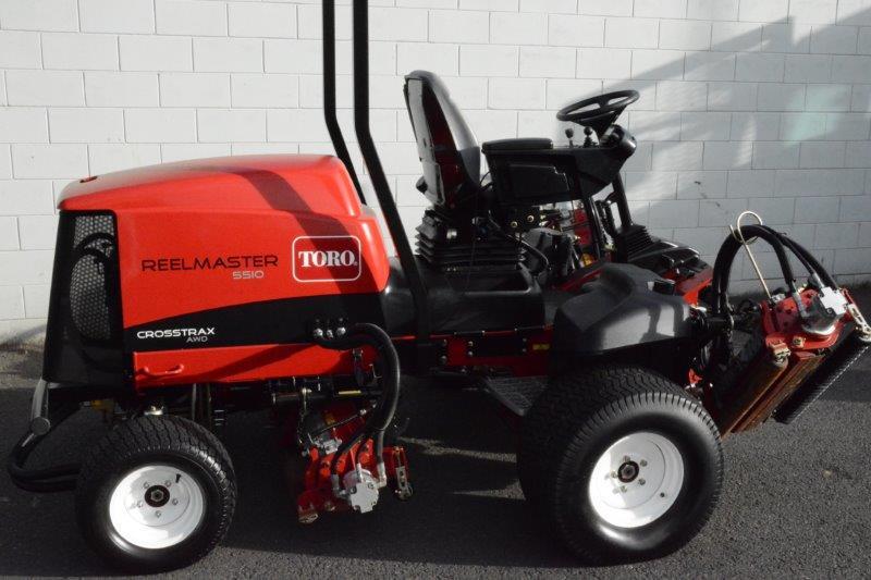 Toro Reelmaster 5510-D 4WD (03680)